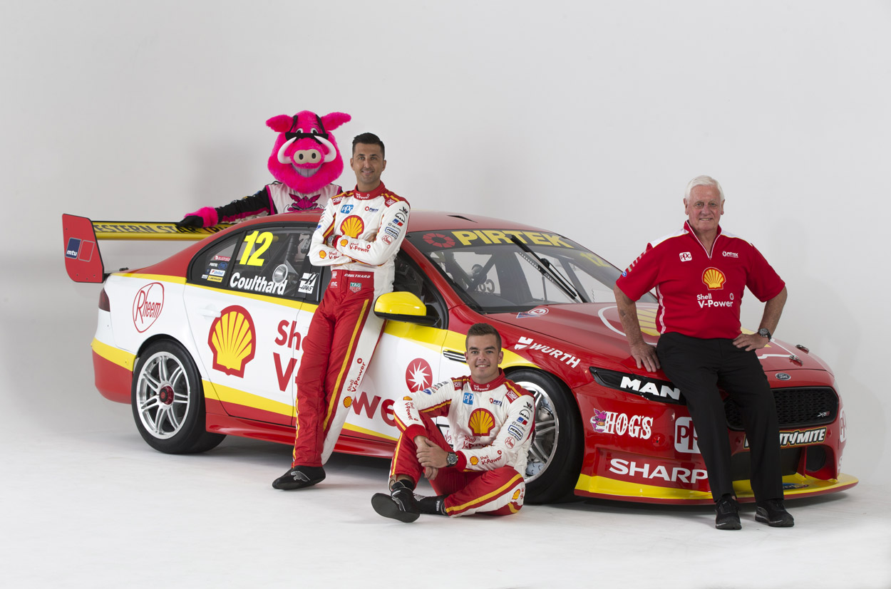 Hogs And Djr Team Penske Continue Together In 2018 Shell