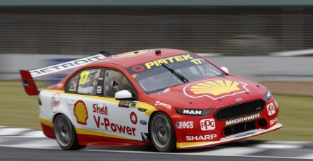 Shell V-power Racing Team Stay Sharp In 2018