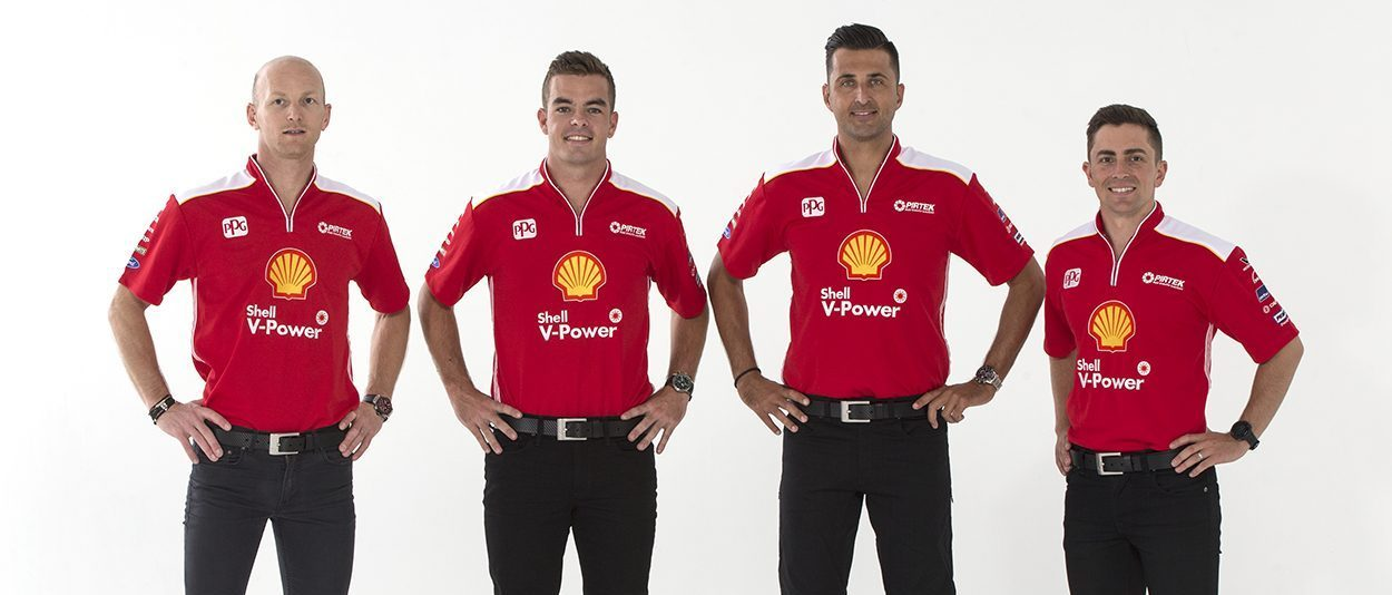 Unchanged Driver Line-up 30 Years In The Making