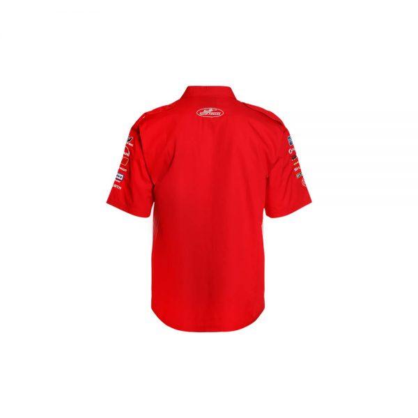 DJR174 Mens Shell V-Power Team Shirt_ (1)