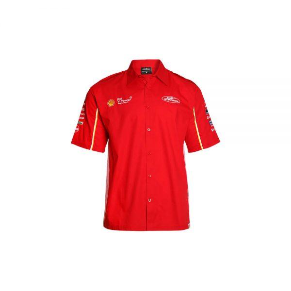DJR174 Mens Shell V-Power Team Shirt_