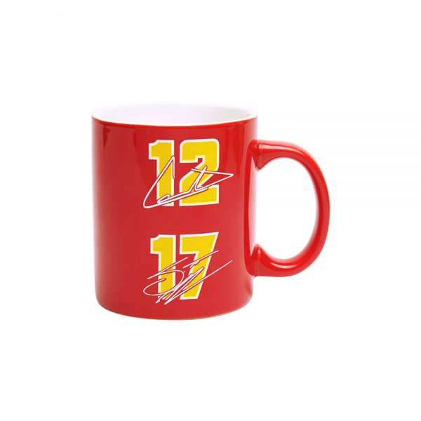 _DJR304 Shell V-Power Mug_