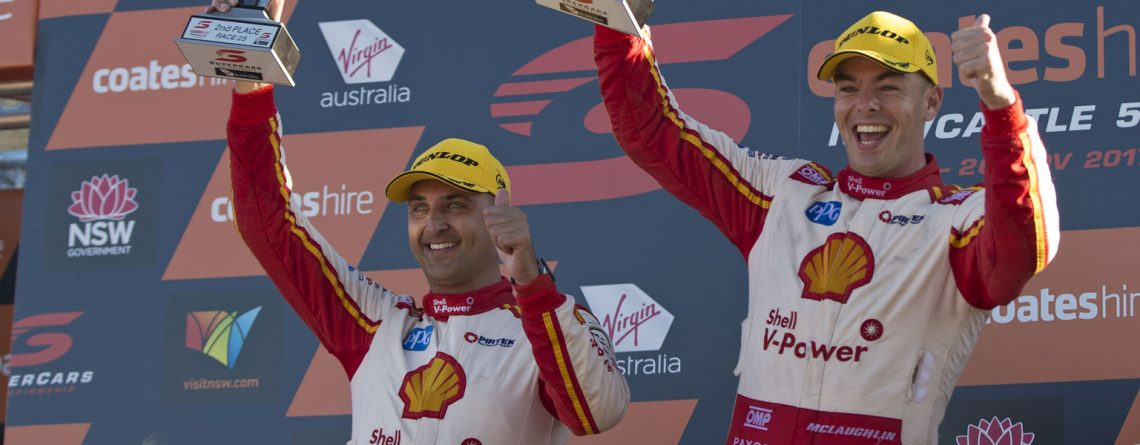 Shell V-Power take the Team Title