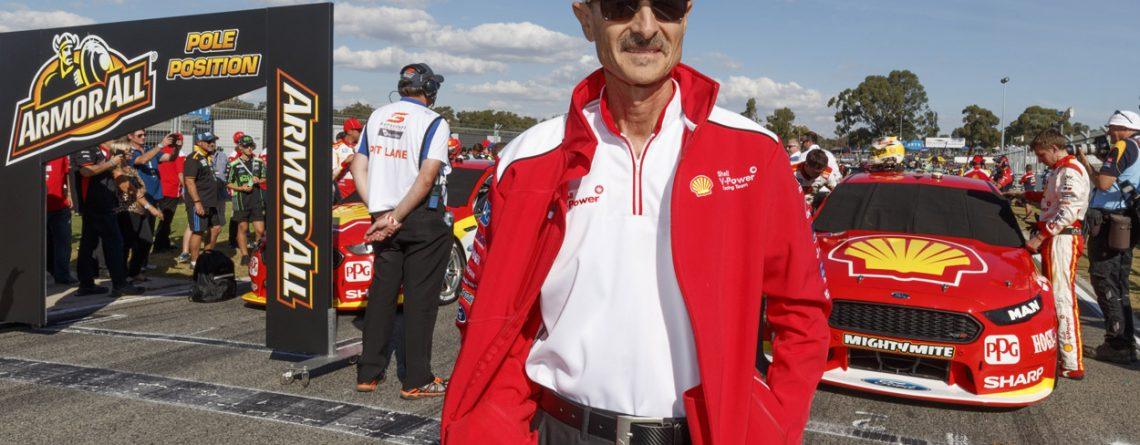 DJR Team Penske Devastated By Passing Of Co-owner Steve Brabeck