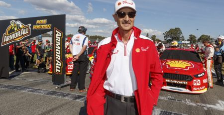 DJR Team Penske Devastated By Passing Of Co-owner Steve Brabeck