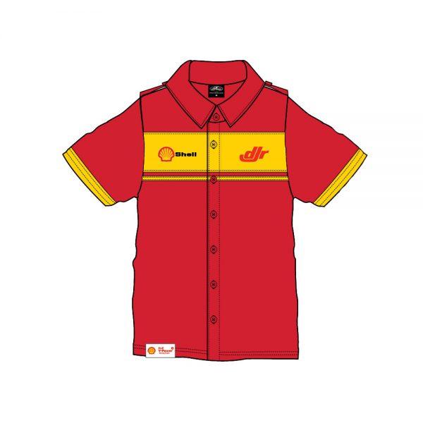DJR334 – Retro Garage Shirt