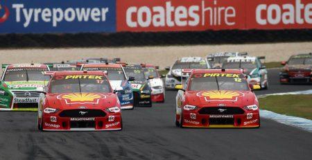 Shell V Power Racing Team Supercars Djr Team Penske